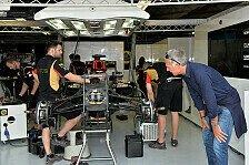 Formel 1 - Danner: Motoren-Situation Voll-Katastrophe