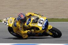 MotoGP - 2. freies Training MotoGP: Sechs Tausendstel für Roberts
