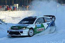 WRC - Gardemeister: Möchte nach Schweden weiterhin WM-Leader sein