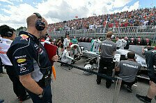 Formel 1 - Gerücht: Angelt Mercedes nach Newey?