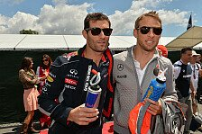 Formel 1 - Webber lockt Button zu den Sportwagen