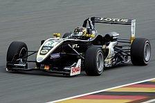 Formel 3 Cup - Doppel-Pole für Kirchhöfer