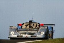 24 h von Le Mans - Video: Le Mans 1999: Horror-Abflug von Peter Dumbrecks Mercedes