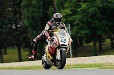 Moto2 - Schrötter: Ein schwieriger Freitag
