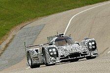USCC - Porsche bringt Gerüchteküche zum Brodeln
