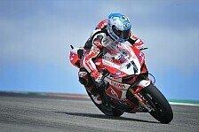Superbike - Checa kommt voller Enthusiasmus nach Imola
