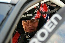 WRC - Solberg zu Gesprächen bei der Rallye Finnland