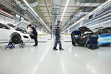 WRC - Hyundai eröffnet Sitz in Alzenau