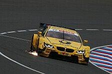 DTM - Lausitzring: Glock und die verflixte Kurve 1