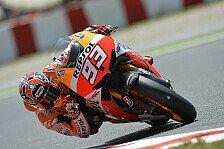 MotoGP - Marquez: Probleme in der Hitze