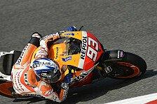 MotoGP - Marquez: Attacke an der falschen Stelle