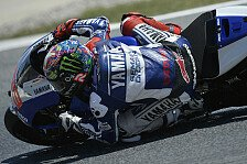 MotoGP - Lorenzo hat in der Hitze mehr zu kämpfen