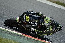MotoGP - Crutchlow bei Barcelona-Tests Fünfter
