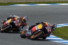 MotoGP - Pedrosa und Hayden: Das Schlechte am Guten