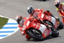 MotoGP - Capirossi der Gejagte