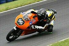 IDM - Hanika gewinnt erstes Moto3-Rennen