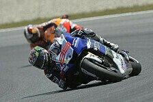 MotoGP - Lorenzo in Aragon am schnellsten
