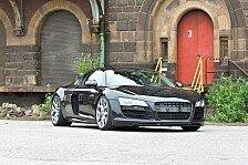 Auto - OK-Chiptuning hilft dem Audi R8 auf die Sprünge