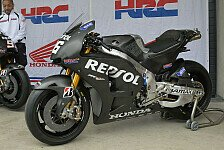 MotoGP - Repsol Honda präsentiert das 2014er Bike