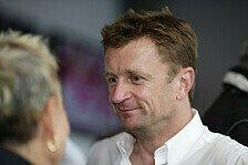 Formel 1 - McNish würde 1000-PS-Motoren begrüßen