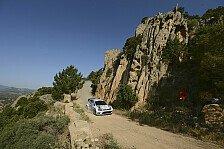 WRC - Ogier übernachtet mit Sardinien-Führung
