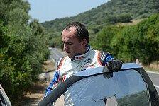 WRC - Kubica führt WRC2 an
