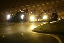 24 h von Le Mans - Nachlese: Die ersten zwölf Stunden