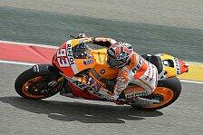 MotoGP - Marquez und Pedrosa bedauern Lorenzo