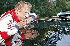 WRC - Hirvonen setzt Qualifying-Bestzeit