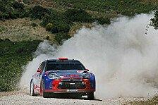 WRC - Sardinien: Kubica bleibt an der WRC2-Spitze