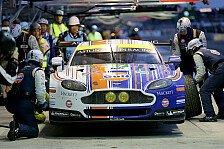 24 h von Le Mans - Aston Martin ging durch die Hölle