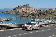 WRC - Sordo erreicht auf Sardinien das Minimalziel