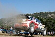 WRC - Citroen trotz WTCC-Engagement weiterhin am Start