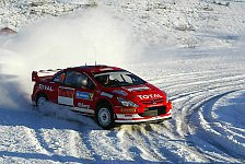 WRC - Zehn WM-Läufe für Carlsson
