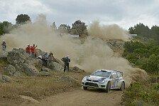 WRC - Sardinien: Mikkelsen ausgeschieden