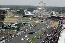 WEC - Kuriose Idee: Per TV-Show zu den 24H Le Mans