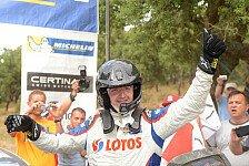 WRC - Kubica vor dem Absprung in die WTCC?