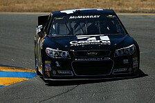 NASCAR - McMurray holt die Pole in Sonoma