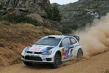 WRC - Kalender für 2014 in etwa einem Monat bekannt