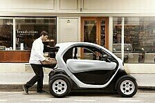 Auto - E-Mobility Entega Ladekarte