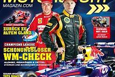 Formel 1 - Jetzt im Handel: Motorsport-Magazin #31