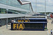 Formel 1 - WMSC beschließt Regeländerungen 2014