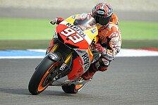 MotoGP - Marquez: Von Anfang an ein gutes Gefühl