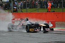 Formel 1 - 1. Training: Daniel Ricciardo holt Bestzeit