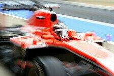 Formel 1 - Marussia Vorschau: Deutschland GP