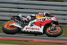 MotoGP - Sachsenring: Pedrosa peilt fünften Sieg an