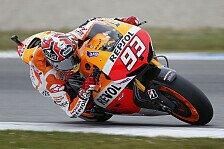 MotoGP - Marquez: Rossi war nicht zu schnappen