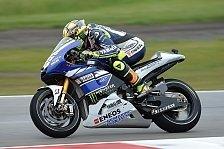 MotoGP - Rossi zieht zufriedene Bilanz