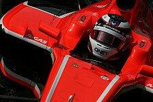 Formel 1 - Bianchi Messlatte für Marussia