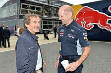 Formel 1 - Prost stichelt gegen Red Bull